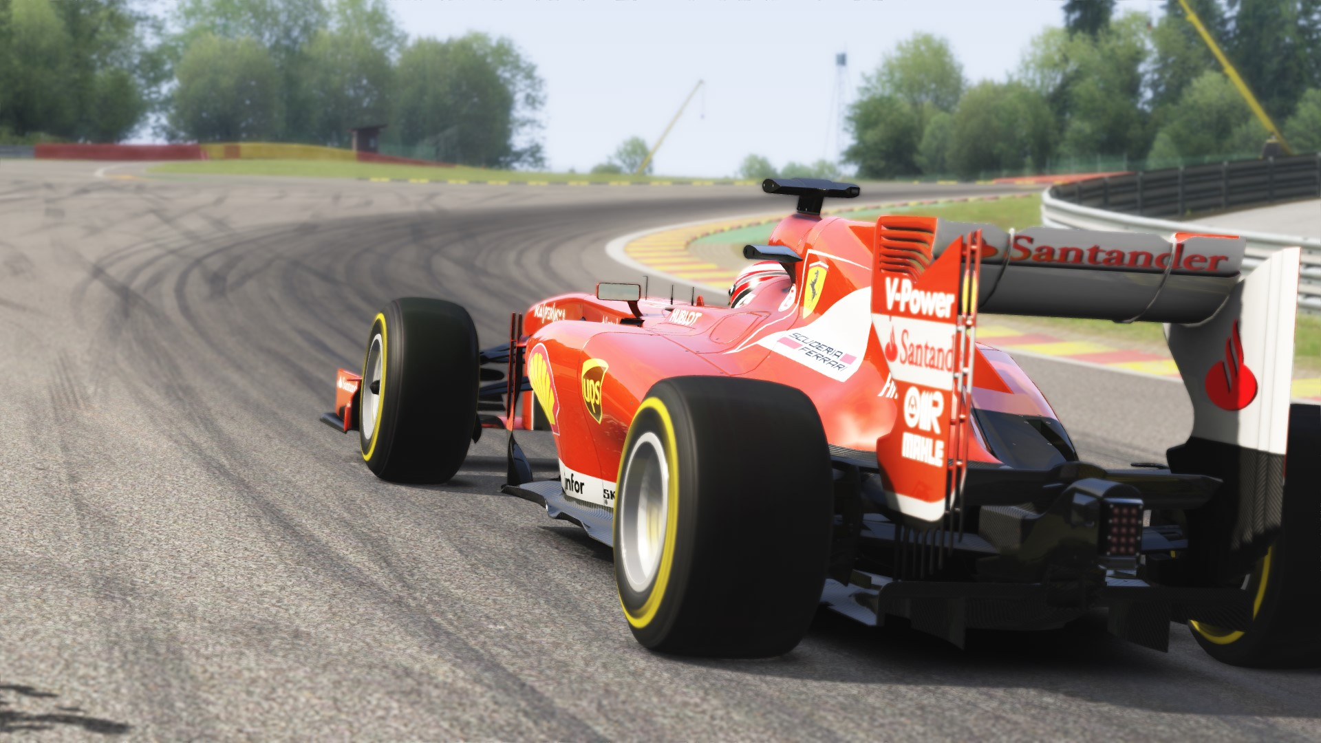Galerie de screenshots Assetto Corsa sp. Ferrari 70th