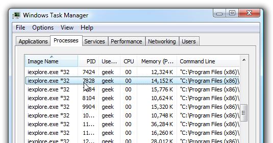 Bloc-notes : Arrêter un service en erreur ou un processus (Windows)