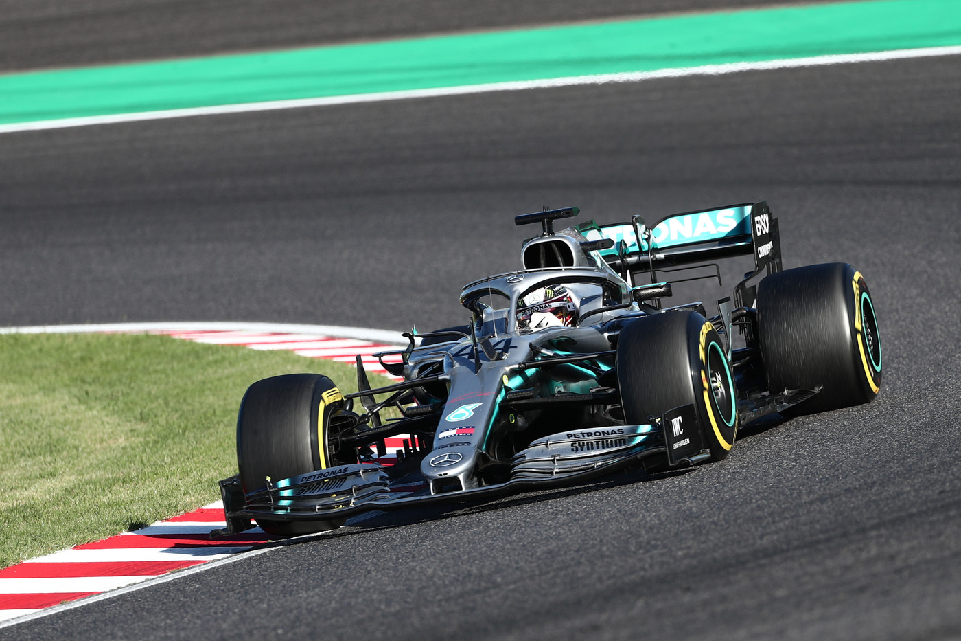 Formule 1 : La domination Mercedes ?