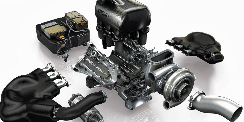 Formule 1 : L'évolution des moteurs