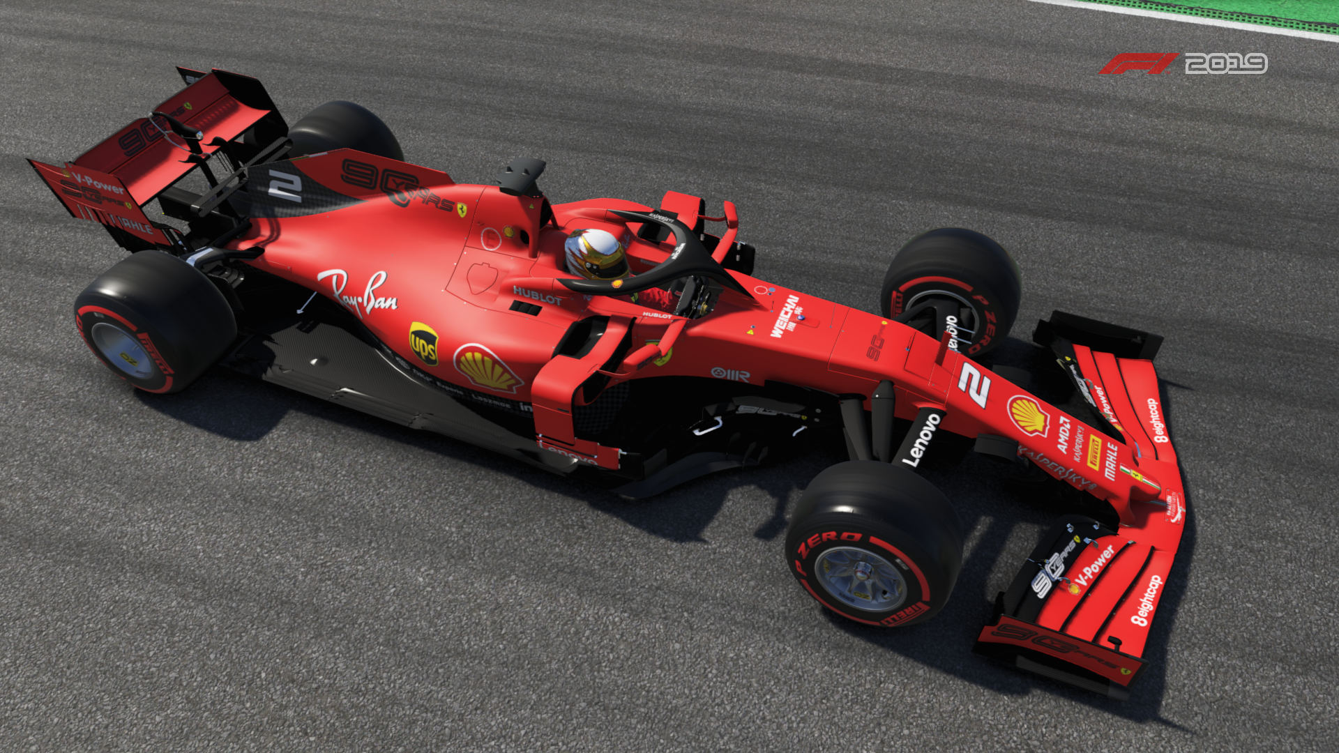[F1 2019] Gallerie de screenshots