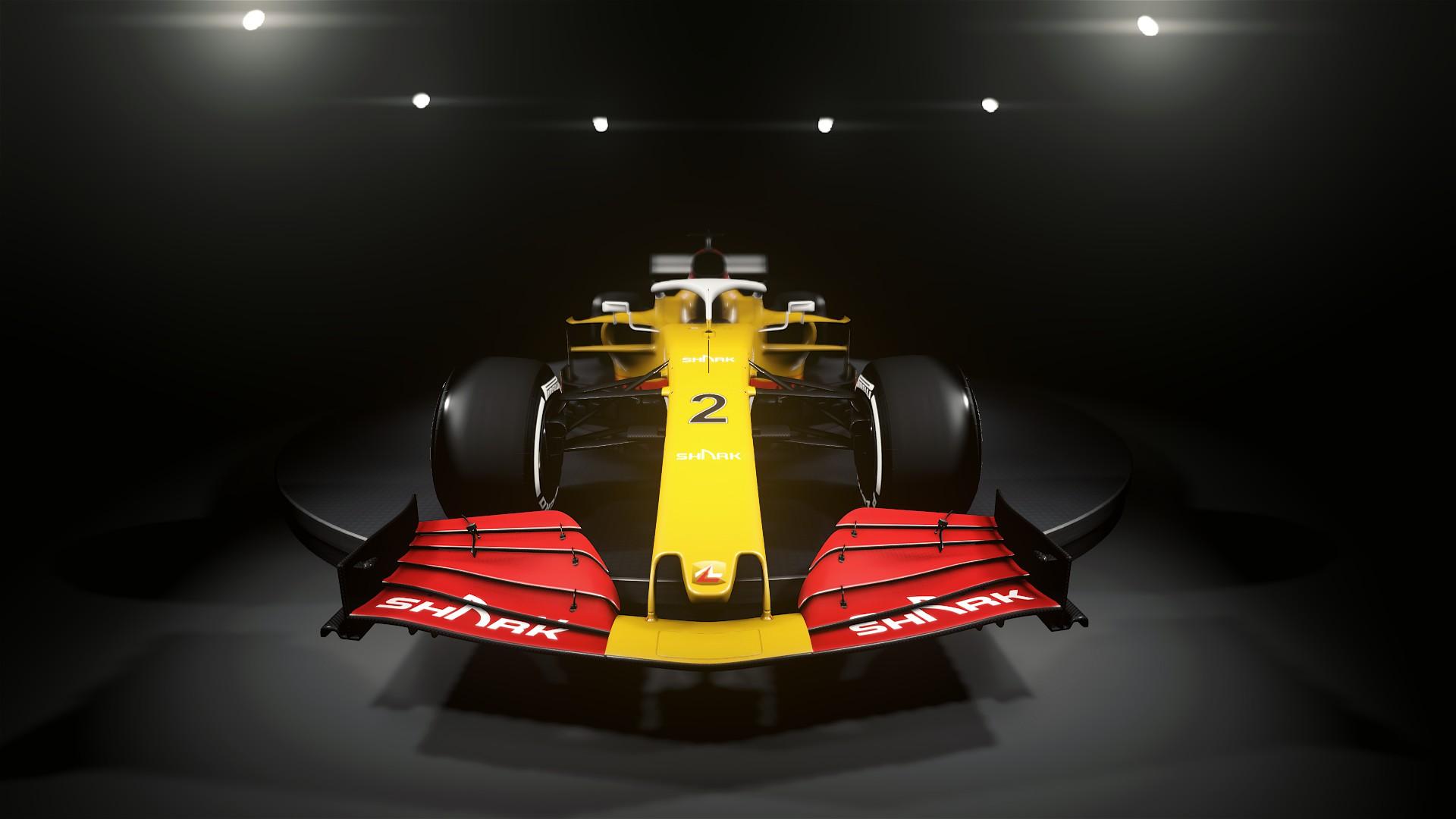 [F1 2020] Linux F1 Racing