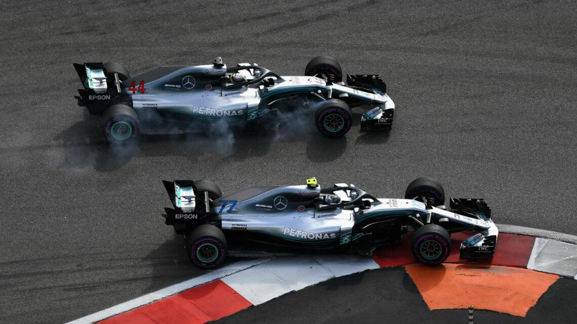 Formule 1 : Les victoires de Mercedes