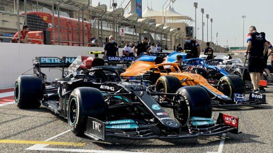 Formule 1 : Championnat 2021